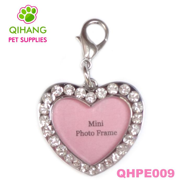 Fashion photo cat tag dog tag for dog collars cat dog tag pet id tag