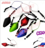 Wholesale Motorcycle rearview mirror modified motorcycle accessories modified pedal car bikes side mirror koso mirror D