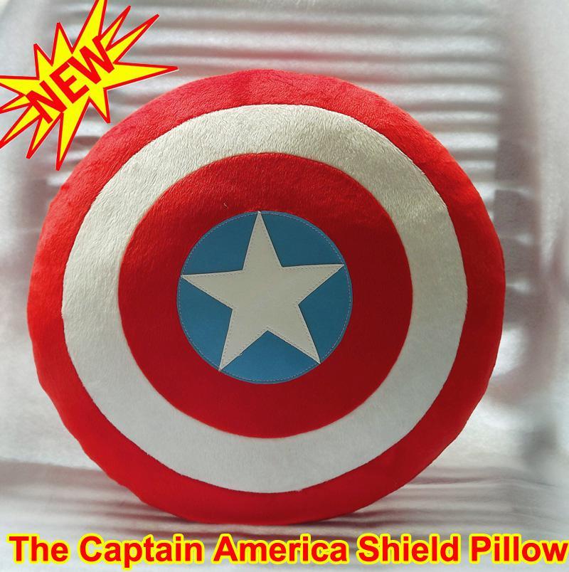 Fashion The Captain America Shield Shape Bed Sofa Chair