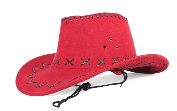 pin cowboy hats australian western outback boots on