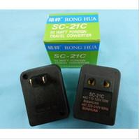 adapter regulator - Voltage Converter V To V Travel Power Transformer Regulator Adapter W SC C