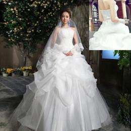 Wholesale In Stock Wedding Dresses Lowest Price High Quanlity Newest Design Bride Princess Wedding Dress