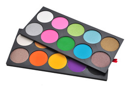 Wholesale Professional Color fashion Eyeshadow Makeup Cosmetic Palette H0064A