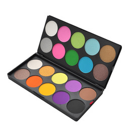 Wholesale New Arrived Professional High Quality Colors Fashion Eyeshadow Makeup Cosmetic Palette H0064A