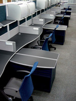 Wholesale Supply stock available Aluminum Alloy office furniture partitions and accessories