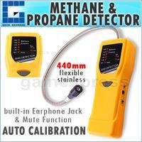 Wholesale GD High Sensitivity Handheld Precision Combustible Methane Propane Gas Leak Detector Alarm Sensor ppm Range Mute Function