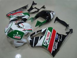 COSTROL fairing kit for HONDA VTR1000 1000R VTR 1000 VTR1000RR RC51 SP1 SP2 00-06 bodywork