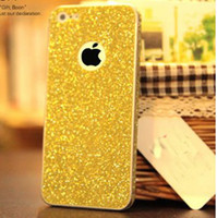 Wholesale iphone4s mobile phone film is Apple s th generation fashion Colorful protective film