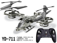 Wholesale AVATAR ch G rc helicopter YD711 remote control toy