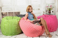 Wholesale Teardrop Bean Bag Cover With Liner Without Filling