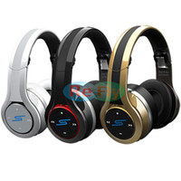 Wholesale SMS New Version Over ear Headphone Street by DJ PRO Earphone Headset with Bluetooth refly