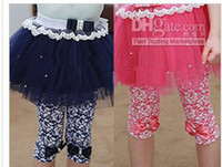 Girl Summer Leggings & Tights 2013 summer girl leggings with bowknot Tights baby leggings lace tights Summer tights Two colors