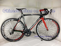 Wholesale New complete road bike bicycle bike T1000 full carbon fiber dogma Think sell colnago M10 S5 P5 Impec time S5 VWD Cipollini RB1000