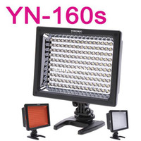 Wholesale YONGNUO YN s LED Video Light Camera Light Photo Lighting Bulb K for Canon Nikon Panasonic SLR