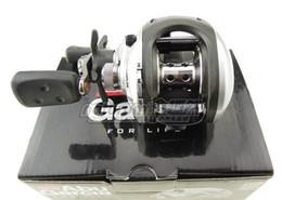 Wholesale New BB Abu Garcia Silvermax Silver max Bait Casting Reels Baitcasting Reel Fishing Reel Lo
