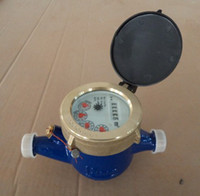 Wholesale Multi jet vane wheel dry dial water meter