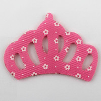 Wholesale New Fashion Korean Style Posted Magic Belt Hollow Crown Printed Flower Design Hair Accessories for Girls Women Headwear HJ165