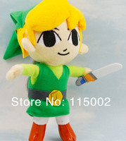 Wholesale Legend of Zelda Phantom Hourglass Plush Toy quot LTD Edition Video Game Promo