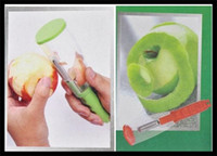 Wholesale New Kitchen Apple Vegetable and Fruit No Mess Peeler Use Tool Fruit Vegetable Tools