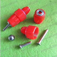 Wholesale 100sets Water Nipples Drinker Poultry Chicken Duck Coop Feeder Screw in Degree GX