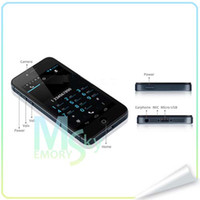 Wholesale Best selling cellphone STAR W005 Dual Camera MP quot Multi Touch Capactive screen Dual Core phone MTK6577 G WCDMA GPS WIFI