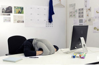 Wholesale The magical ostrich pillow office the nap pillow car pillow everywhere nod off to sleep