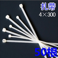Wholesale Mini order Cable tie Safety pin Craft Pins needle self locking Nylon cable ties Bundling belt buckle line mm