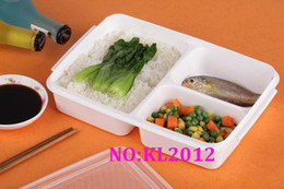Wholesale Multiple compartments Plastic kids lunch box food container echo friendly meal box
