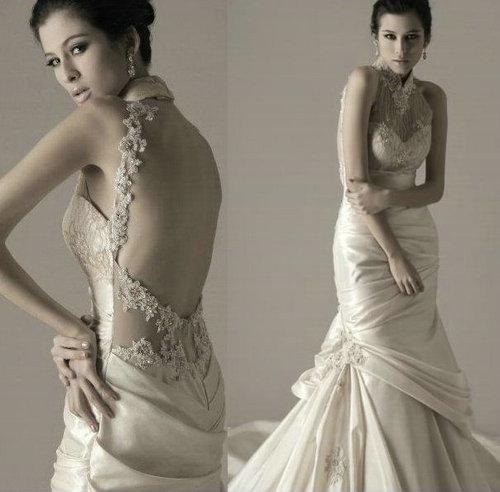 Lace Mermaid Wedding Dress 2013 - Missy Dress