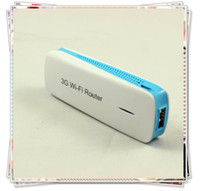 Wholesale Cheaper New in G Mobile Min Wireless Router Broadband Power WiFi Hotspot MPR A1 C310