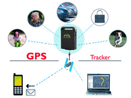Wholesale Mini Global Spy RealTime Vehicle GPS Tracker GSM GPRS GPS System Tracking Device TK102