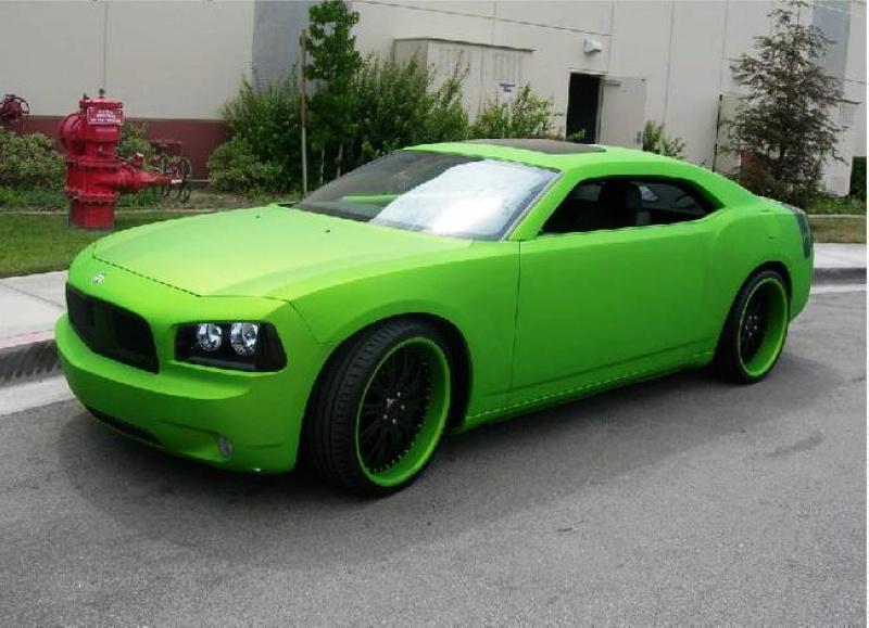 2018 Matte Vinyl Apple Green Car Self Adhesive Wrapping