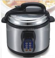 Wholesale Electric pressure cooker Rice cooker plug in pressure cookers