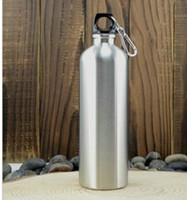 Wholesale Travel stainless steel sports bottle outdoor cycling water ml g
