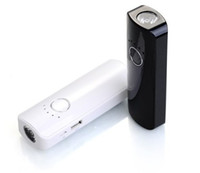5200mAh External Power Bank Battery Charger with LED torch L...