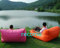 Wholesale water floating beanbag chair swimming bean bag recliner double seat high quality summer water seat