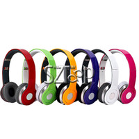 Wholesale High Performance DJ Headphones Stereo Headsets over ear earphones via DHL New Version