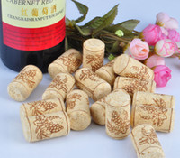 Cheap Wholesale Oak Wine Stopper Brewed Wine Bottle Stopper Wine Stopper The Utility Of Cork 22mm*40mm