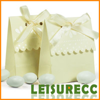 Wedding Gift Small Gift Boxes Lots Paper Lvory Ribbons Cream...