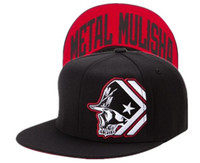 Wholesale popular styles meltal mulisha SNAPBACk mitchell amp ness snapback Hats sports teams caps baseball hats fifty fitted fifty adjustable caps