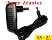 Wholesale AC V to DC V A x mm EU Plug AC DC Power adapter charger Power Supply Adapter JBD A1