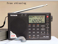 Wholesale FM AM LW SW DSP World Band BlRadio PL310 newbrand Tecsun PL ET