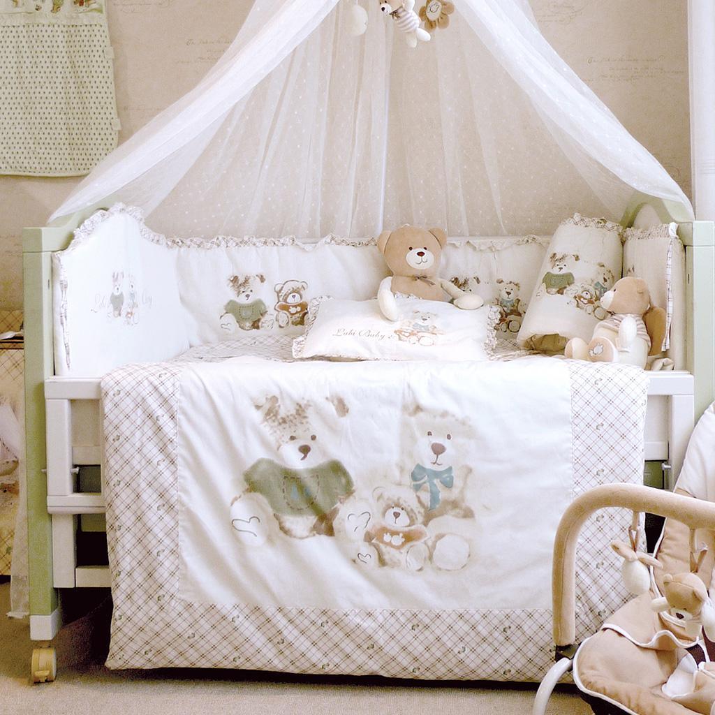 Crib protector for babies - Crib Protector For Babies 4
