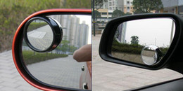 Wholesale New car Blind Spot mirror Driver Side Wide Angle Round Convex auto Rearview cover