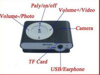 None ccd dv camcorder video camera - MP3 Player clip Spy cam DV DVR Video Camera CCD Camcorder camera video audio