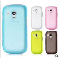 Cheap Plastic pc matte case Best For Samsung pc transparent pc case