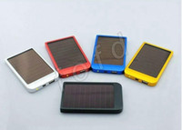 Cheap DHL free 30pcs lot 2600mah solar battery charger for PSP,MP3 MP4, Mobile phone   Cell Phone ,Digital camera