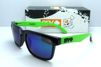 Wholesale SPY OPTIC KEN BLOCK HELM Cycling Sports Sunglasses Outdoor Sports Sunglasses men Sun Glasses CE DT0283