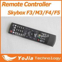 Cheap Receivers F3 Remote Controller Best DVB-S  satellite receiver