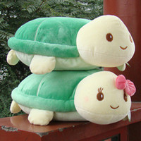 Teddy Bear White Tortoise Cheap wholesale plush toys doll dolls tortoise turtle lovers pillow terrifying doll birthday gift id